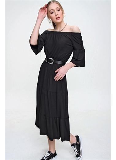 Şimal Elbise Siyah